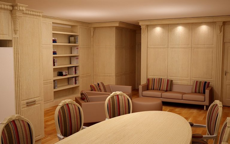 طراحی داخلی vip